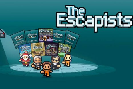 The Escapists: Complete Edition Coming to Nintendo Switch September 25