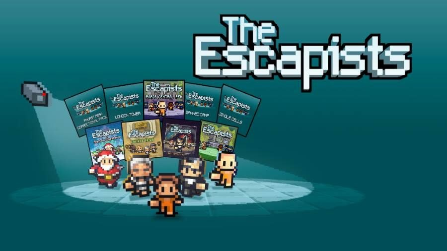 The Escapists Complete Edition - Gamers Heroes