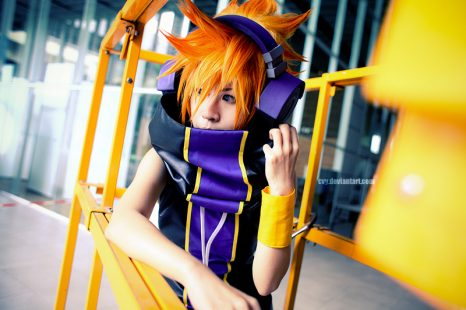 Cosplay Wednesday – The World Ends With You's Neku