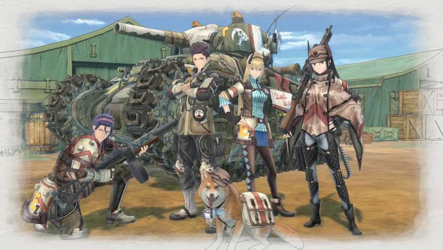 Valkyria Chronicles 4 honest Review