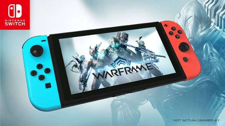 Warframe Nintendo Switch - Gamers Heroes