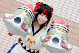 Cosplay Wednesday – Warriors Orochi 2's Himiko
