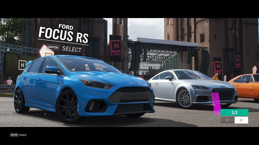 What Car To Pick At The Start Of Forza Horizon 4