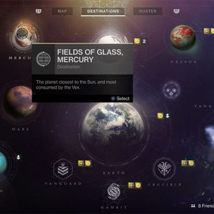 Where To Find All Mercury Wanted Bounties In Destiny 2: Forsaken