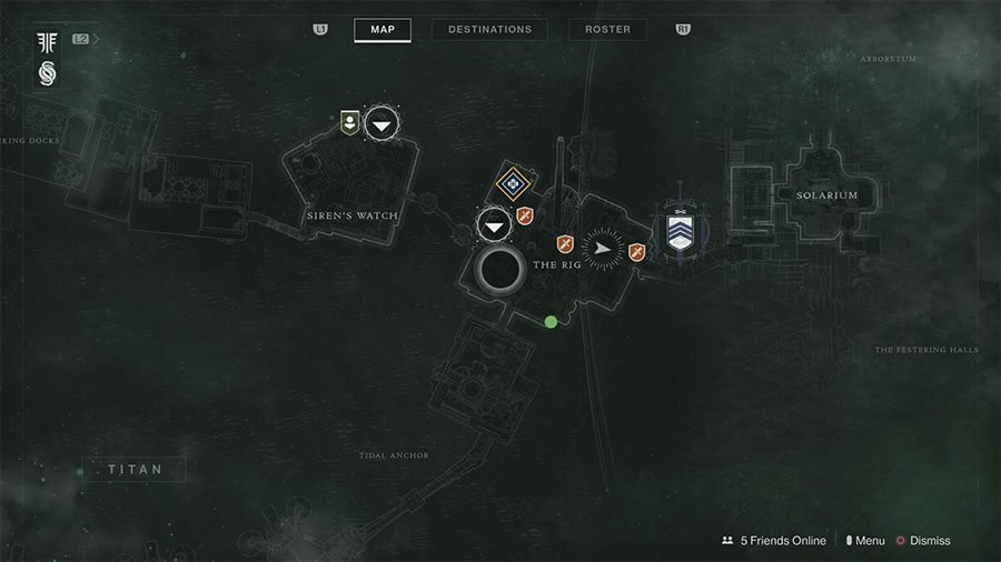 Where To Find All Titan Wanted Bounties In Destiny 2 Forsaken