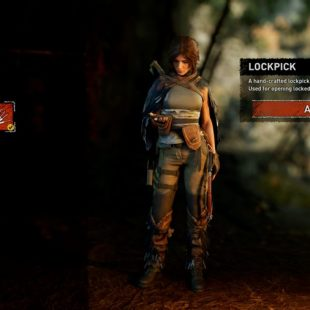 Where To Find The Lockpick In Shadow Of The Tomb Raider