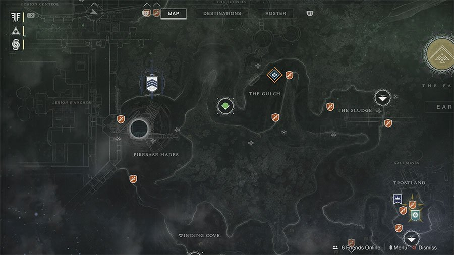Where To Find Wanted Devourer Darg