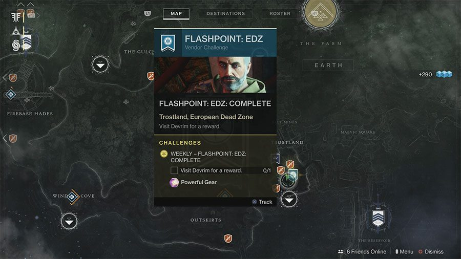 Where To Find Wanted Queenbreaker