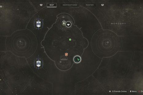 Where To Find Wanted: Subterranean Mind In Destiny 2: Forsaken