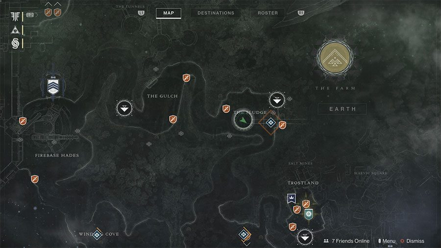 Where To Find Wanted Varghul Fragment Of Oryx