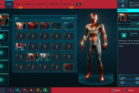 Where To Find Your Pre-Order Items In Marvel's Spider-Man