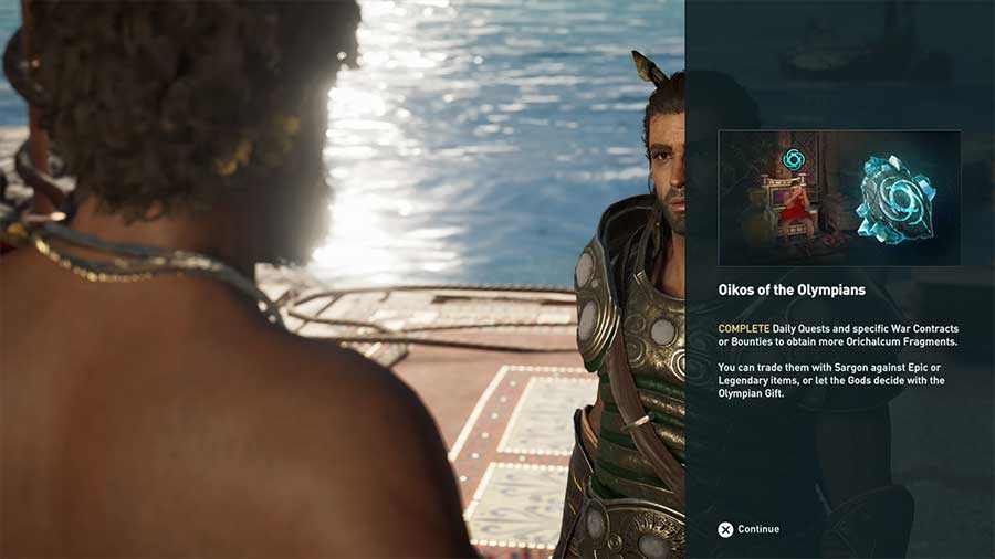 Where To Spend Orichalcum Ore In Assassin's Creed Odyssey