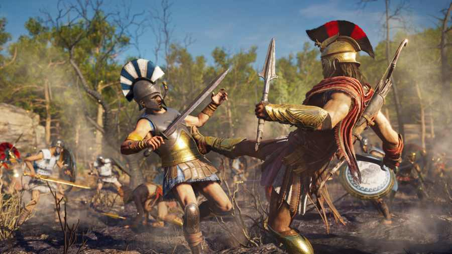 Assassin's Creed Odyssey The Wolf Of Sparta Choice Guide