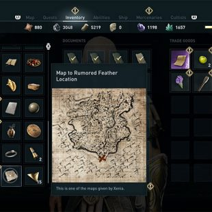 Assassin's Creed Odyssey Birds Of A Feather Guide