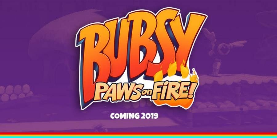 Bubsy Paws on Fire - Gamers Heroes