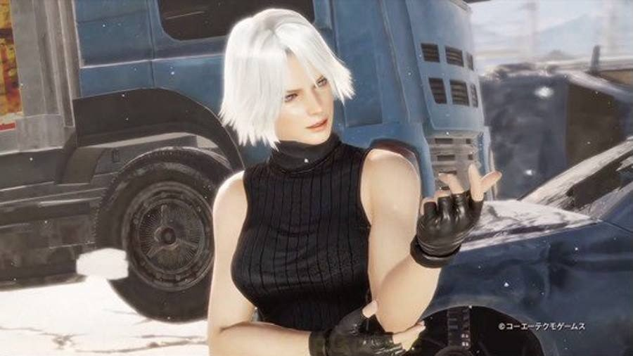 Christie Dead or Alive 6 - Gamers Heroes