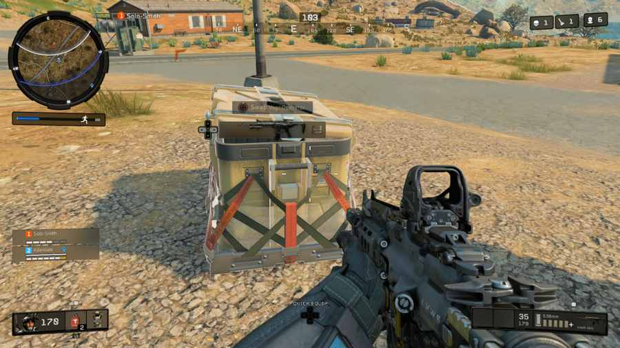 Cod Blops 4 Supply Crate