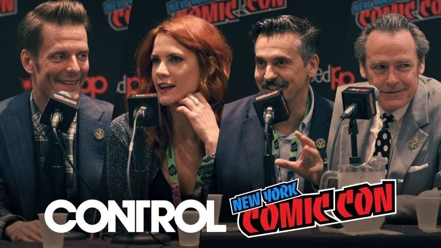 Control New York Comic-Con Panel - Gamers Heroes