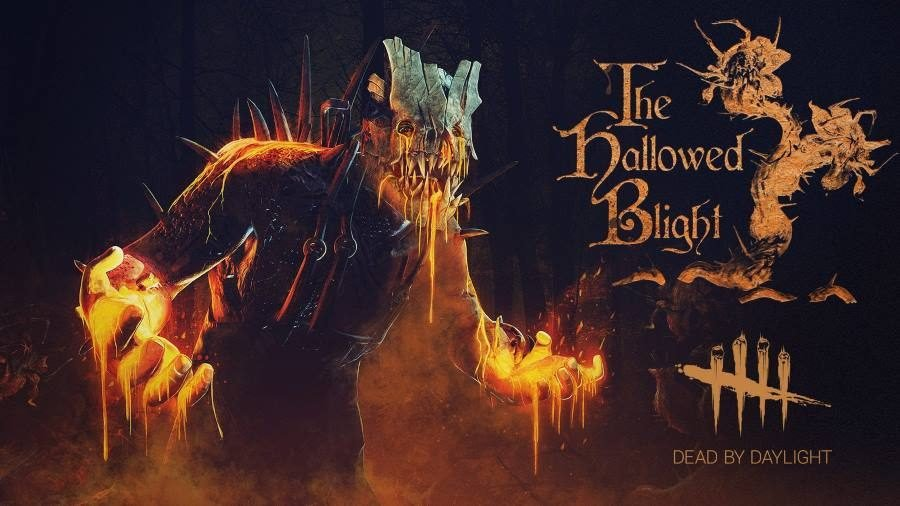 Dead by Daylight The Hallowed Blight - Gamers Heroes
