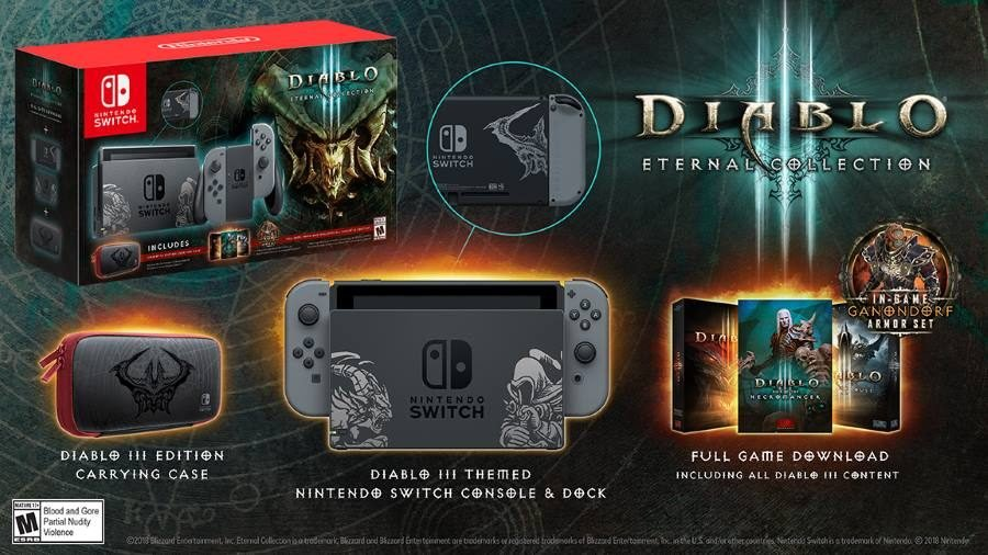 Diablo III Eternal Edition - Gamers Heroes