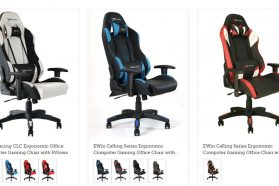 EWin Racing Calling Series Gaming Chair Review