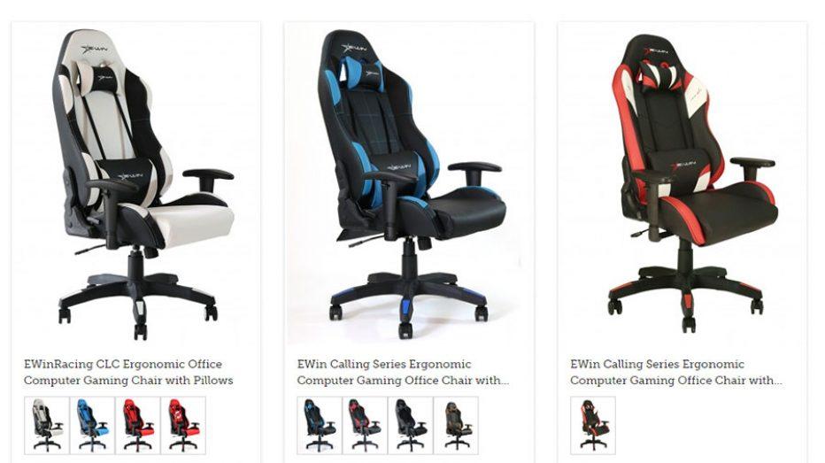 EWin Racing Calling Series Gaming Chair Review