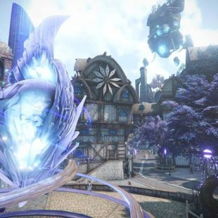 Edge of Eternity Gets Second Fall Update
