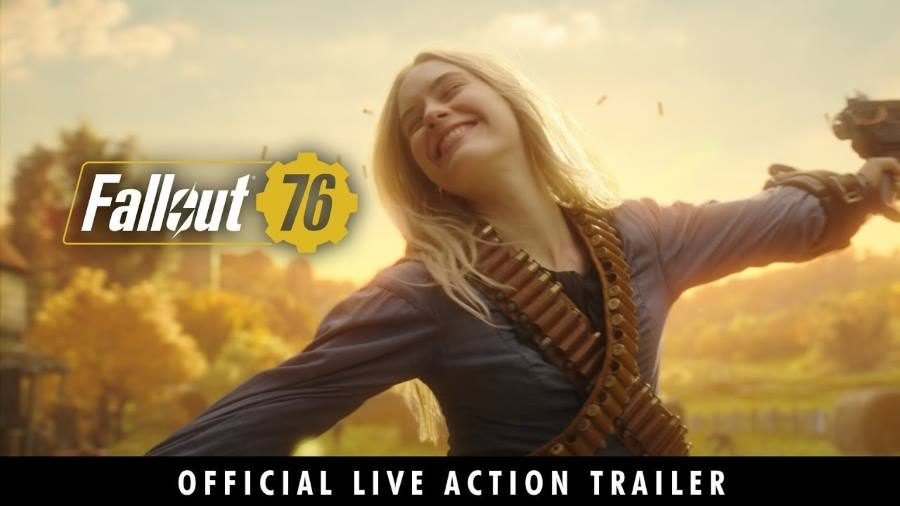 Fallout 76 Live Action Trailer - Gamers Heroes