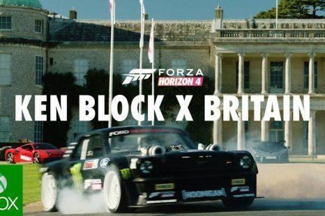 Forza Horizon 4 Gets New Ken Block Video