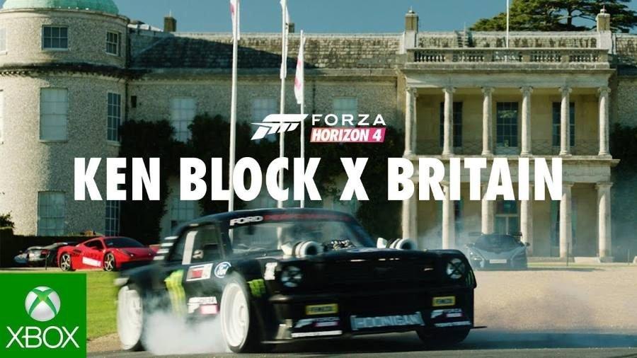 Forza Horizon 4 Ken Block - Gamers Heroes