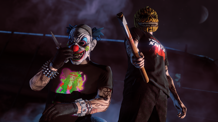 GTA Online Halloween T-Shirts