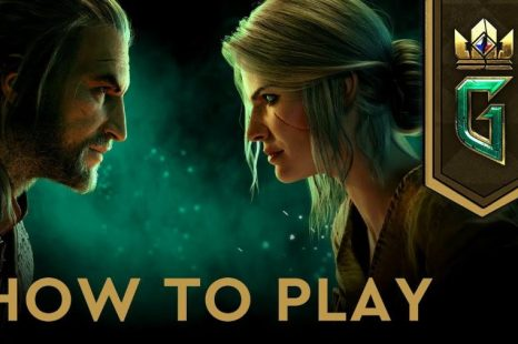 GWENT Gets New Launch Trailer
