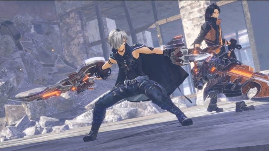 God Eater 3 - Gamers Heroes
