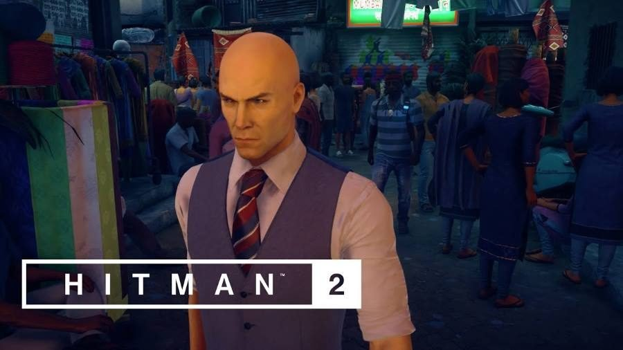 HITMAN 2 - Gamers Heroes
