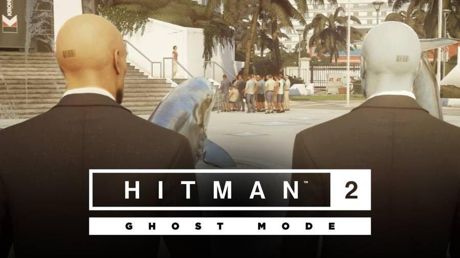 HITMAN 2 Ghost Mode - Gamers Heroes