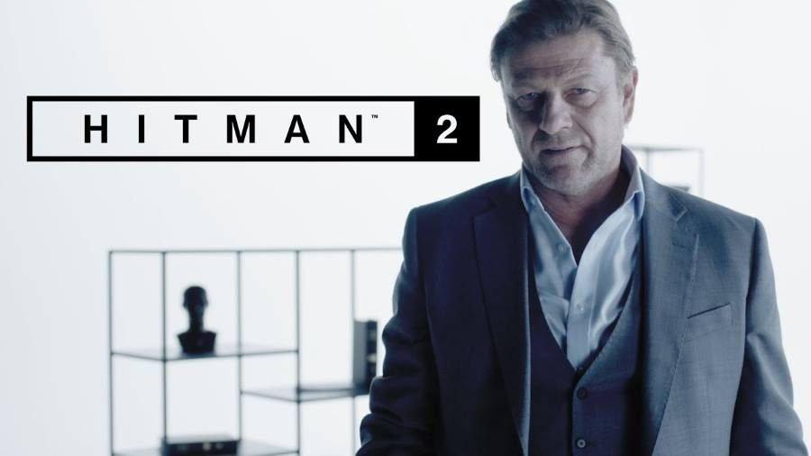 HITMAN 2 Sean Bean - Gamers Heroes