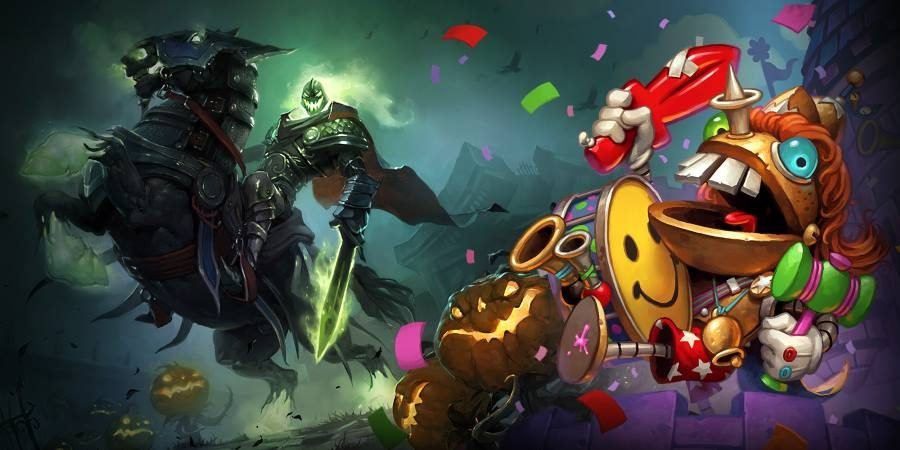 Hearthstone Hallow's End - Gamers Heroes