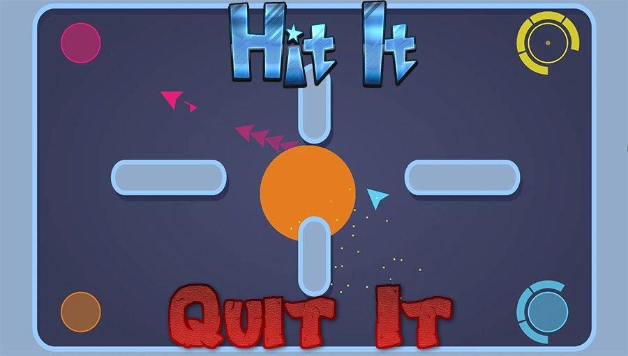 Hit It or Quit It TeleBlast - Gamers Heroes