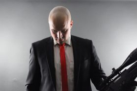 Cosplay Wednesday – Hitman's Agent 47