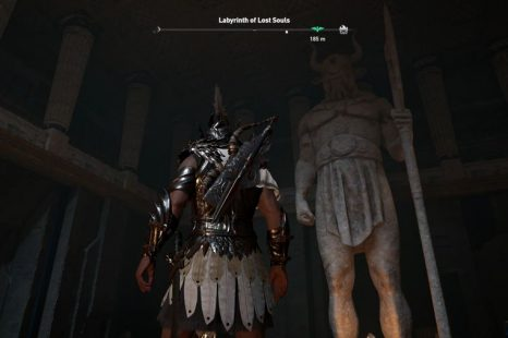 How To Find The Minotaur In Assassin's Creed Odyssey
