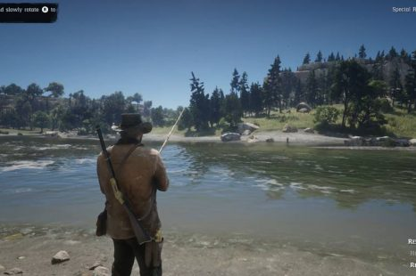 How To Get A Fishing Pole In Red Dead Redemption 2