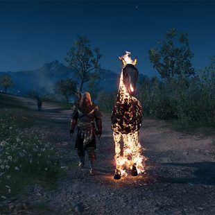 How To Get The Fire Horse In Assassin's Creed Odyssey