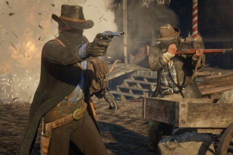 Red Dead Redemption 2 Jack Hall Gang Treasure Map 1 Guide