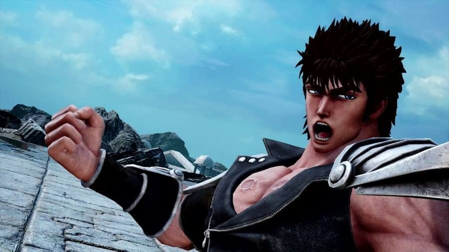Jump Force Kenshiro - Gamers Heroes