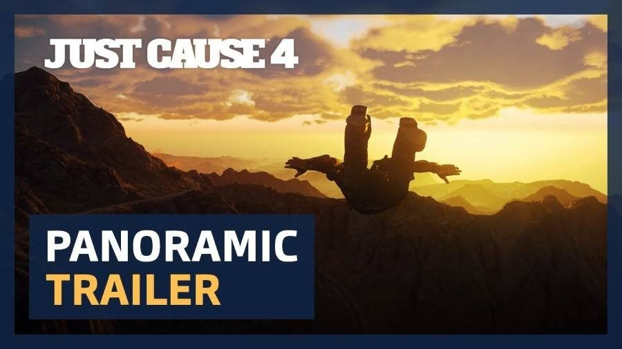 Just Cause 4 Panoramic Trailer - Gamers Heroes