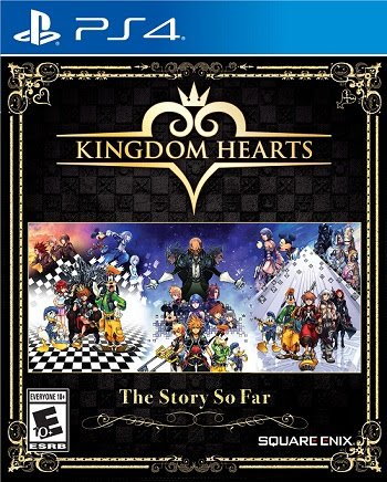 Kingdom Hearts The Story So Far - Gamers Heroes