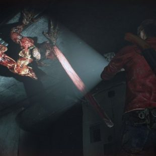 New Resident Evil 2 Remake Gameplay Video Shows Off Licker Battle