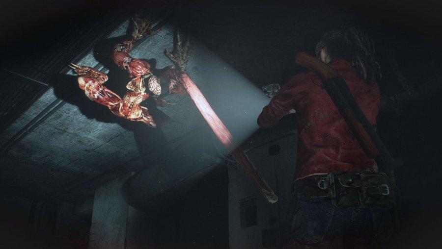 New Resident Evil 2 Remake Trailer Shows Off Licker Battle