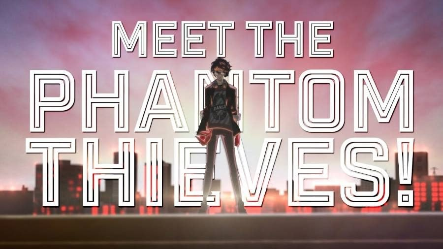 Persona 5 Dancing in Starlight Meet the Phantom Thieves - Gamers Heroes