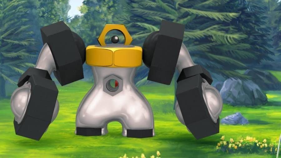 Pokemon Melmetal - Gamers Heroes